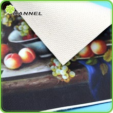 0.6m Customize waterproof double side printable pure cotton canvas