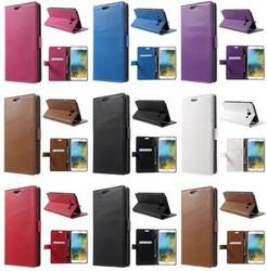 Lychee Skin PU Leather Case for Samsung Galaxy E7 SM-E700