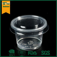 disposable plastic sauce containers,sauce large cups,paper sauce cup