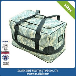 2015 big capacity new fashion military duffle bag