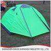 waterproof camping tube tent blue/mountain climbing tent/ mountain tent