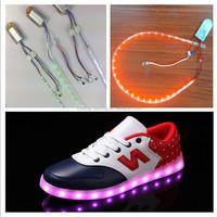 3V 4.5V 6V 9V 12V LED Colorful LED lights strip for sole/ sole light illuminated light strip 50cm/60cm/100cm 30/36/60LED LED