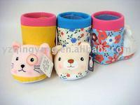 Soft Toy monchichi Plush pen holder