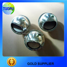 High quality stainless flapped vent cap Wall air vent with damper for sale