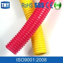 Cable protection flexible plastic pipe covers