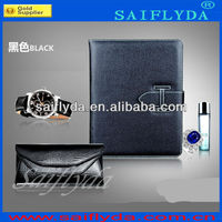 2013 Hot selling luxury leather book case for ipad 2 3 4 factory price