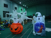 inflatable character model,inflatable advertising ghost,advertising halloween inflatable