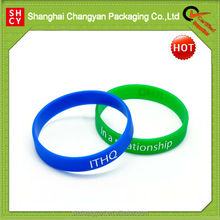 thin silicone wristbands (SW-21)