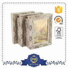 Super Quality With Logo Classic Style Photo Frames For Funeral Decoration