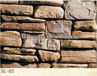 fake decorative artificial rock
