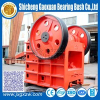 High quality Stone Crushing machine, jaw crusher used in mineral separation