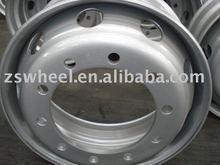 truck steel wheel rims 22.5*9.00 for tyre 12R22.5