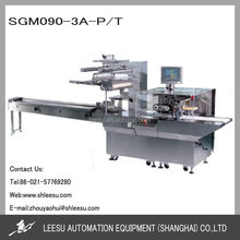 SGM090-3A-P/T Horizontal Flow Automatic Pillow Beef Jerky Packaging Machine