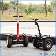 48V two wheeled self balancing electric personal transport vehicle