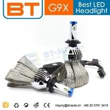 Best-Selling Headlight H4 H7 H11 H13 HB3 HB4 D1 2600LM/9000LM LED Headlight