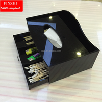 Manufacture of high quality acrylic box/case ,napkin holder