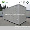 CE certificated light steel prefabricated portable villa