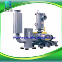 Sewage Pump WastWater Treatment Three Lobe The Roots Vacuum Pump