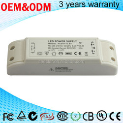 Hot Sale dimming 50W led driver LED Lamp Driver 900mA with CE SAA ROHS TUV pass 3 years warranty