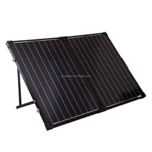 useful folding 150w dc12v for battery sunpower collapsible solar panle