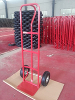 china manufactures 350kgs capacity sack truck hand trolley