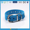 Blue hot sale fashion videos tag dog pet collar with pearl