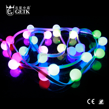 12v 10M/roll led strip light color changed 5050 rgb battery powered super bright led strip light