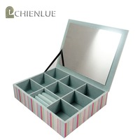 Professional Customization Gift Boxes /High quality Custom Jewelry Boxes/Custom Mirror Boxes