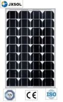 high efficiency 50W monocrystalline PV solar panel with TUV CE certificate