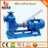 ISO CE Certified bare shaft pump for sewage