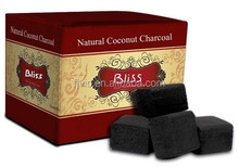 Natural and Long Burning Time Black Shisha Charcoal