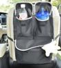 Seat Back Protector + Back Seat Pocket Storage Car Organizer for Kids