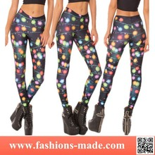 2013 Fashion Galaxy Print Women Leggings Wholesalers in Tirupur