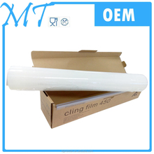 spring lldpe wrapped plastic film roll for food