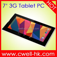 7 Inch Dual SIM MTK8312 Dual Core Android 4.4 Forfun A8 3G Tablet PC can make Phone call