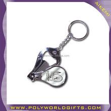 2015 well selling London AKM-0242 metal nail clipper, souvenir nail clipper,promotion nail clipper