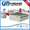 machine cut rubber foam glass sponage plastic water jet cutting machine