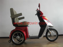 High quality china manufacturer 2015 elderly mobility scooter 3 wheeler