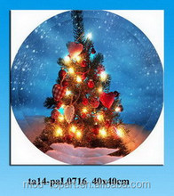 Decorated Tree Paintings Christmas Tree Pictures Prints Wall Art