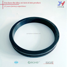 OEM ODM customized cheap silicone oil seal/ptfe oil seal cross reference