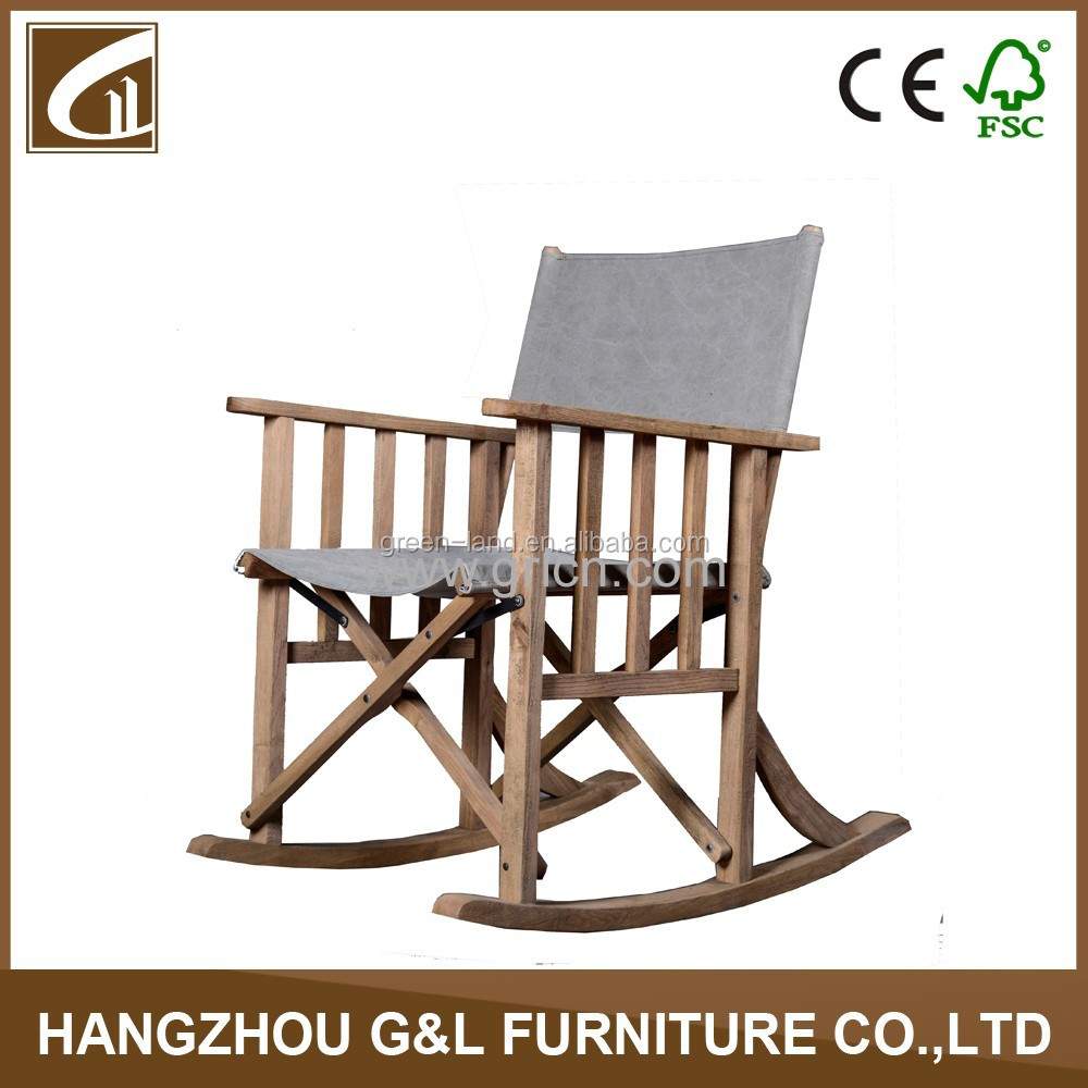 wholesale cheap solid wood folding chair rocking chair leisure chair with arm buy folding
