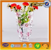 wholesale cheap glass vases decoration vase