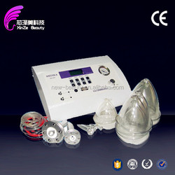 2015 Chinese imports wholesale electric breast massager suction cups enlargement machine