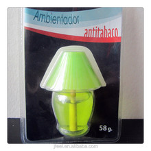 Professional manufacturer wholesale durable and cheap liquid reading lamp car air freshener, aroma liquid perfume