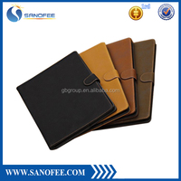hot selling PU Leather Case For iPad Air/cover for iPad air