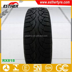 Best quality best selling winter car tire studded