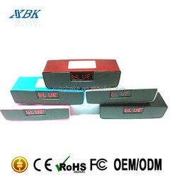 SL Mini XBK Cuboid Box bluetooth speaker portable wireless car subwoofer