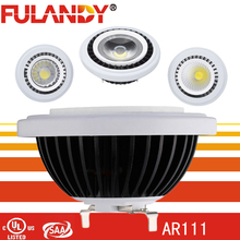 cob ar111 g53 led spotlight g53 ar111 12v led dimmable