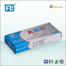 Stainless steel epoxy ab glue for construction