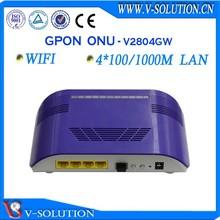 Gpon 4ge onu wireless network 3g modem wifi router